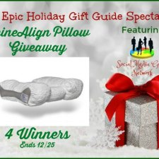 SpineAlign Pillow Giveaway