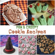 Fun & Creepy Cookie Recipes