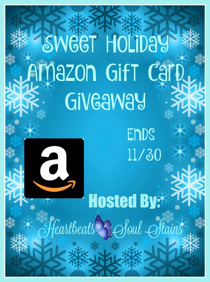 Sweet Holiday Amazon Gift Card Giveaway