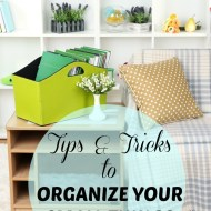 Organization Hacks For Your Small Things