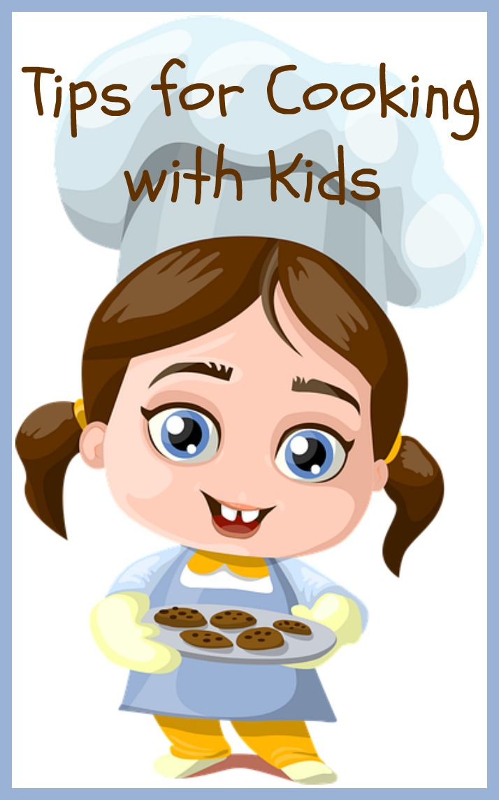 3 Basic Tips for Cooking with Kids