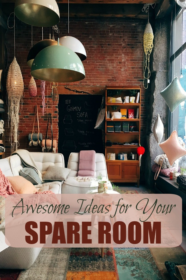 You're lucky enough to have additional space in your home. Now you need to know what to do with it. Here are some awesome Spare Room Ideas.