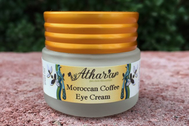 Athar'a Pure Exotic Skin Essentials - Moroccan Coffee Eye Cream