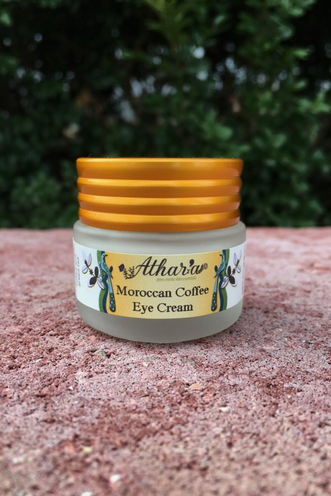 Athar'a Pure Exotic Skin Essentials - Moroccan Coffee Eye Cream