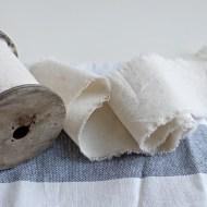 DIY Fabric Over The Door Organizer