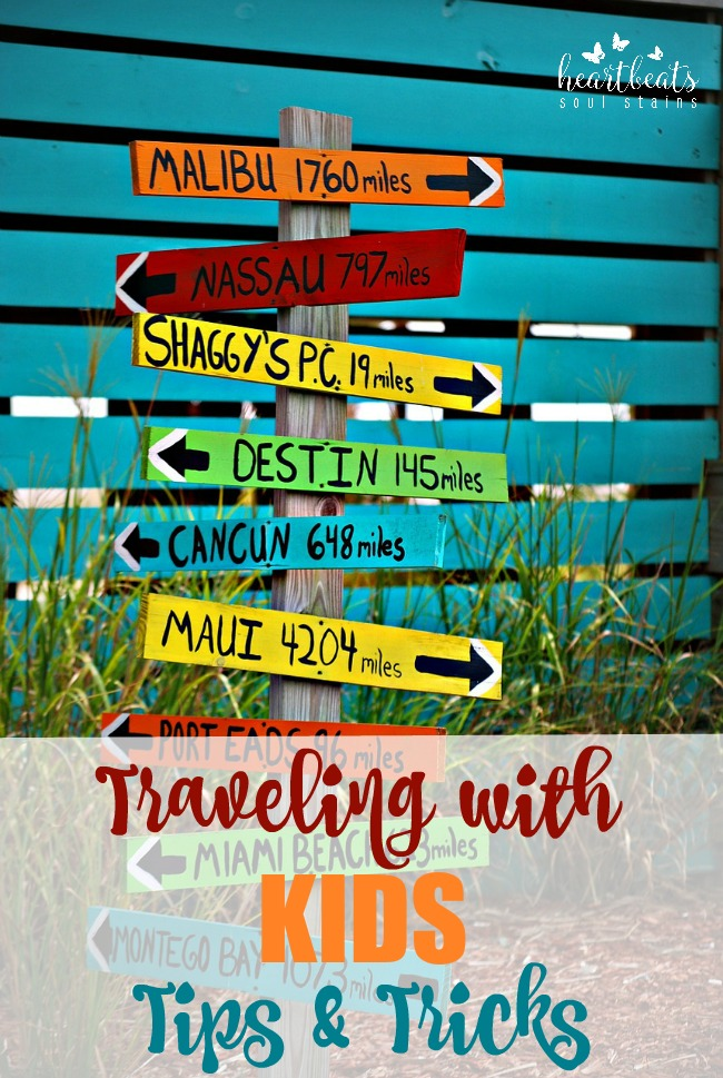 Traveling with Kids - Hacks to Keep Them Entertained