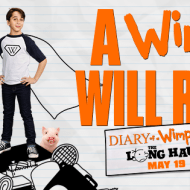 Diary of a Wimpy Kid Giveaway