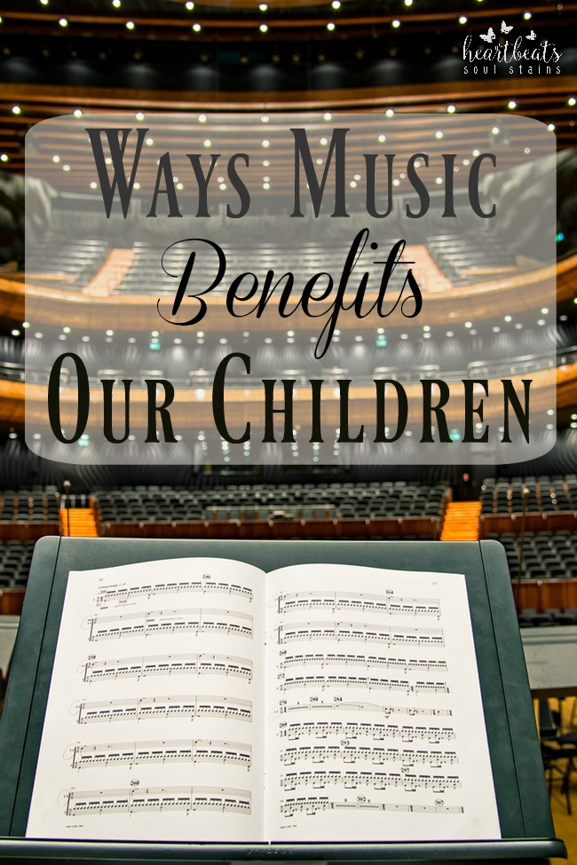 Different Ways Music Benefits Our Children