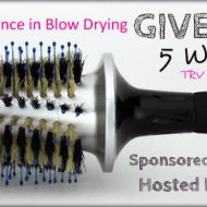 Whole New Experience In Blow Drying Giveaway