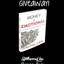 $25 Starbucks & Money is emotional Giveaway