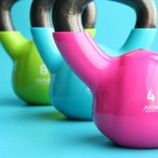 Kettlebell Workout Basics for Beginners