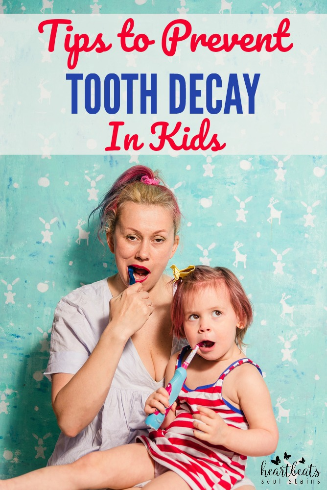 The better care we take of our teeth at a young age will help to Prevent Tooth Decay in Children. Here are 4 Dental Hygiene Tips for Families