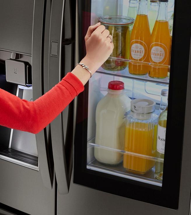 LG InstaView™ Door-in-Door® refrigerator