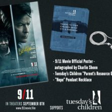 9/11 Film Autographed Poster and Gift Pack Giveaway