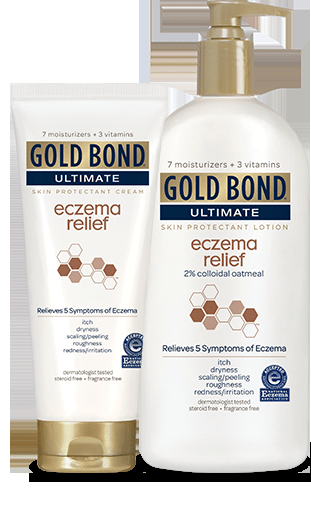 The Relief We Need with GOLD BOND® Ultimate Eczema Relief