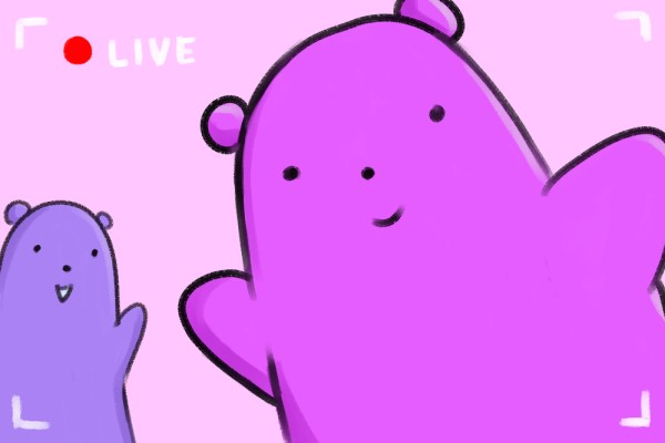 HeartBrain Marketing thinks you should be Live streaming events