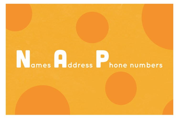 Add your name, address, and phone number to help your google and local search rankings