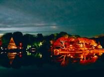 紅葉旧古河庭園〜ライトアップ六義園19
