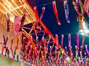 東京タワー鯉のぼり04