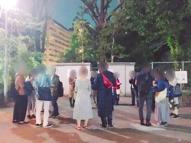 夜の神田神社散策4