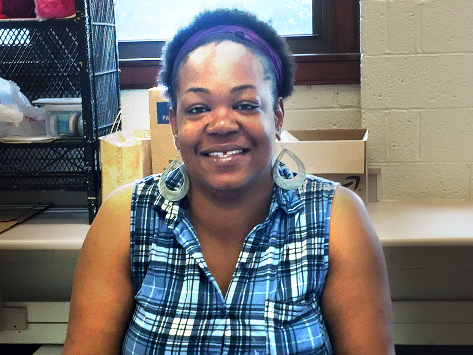 Tia's Story: Caring, Working, Growing