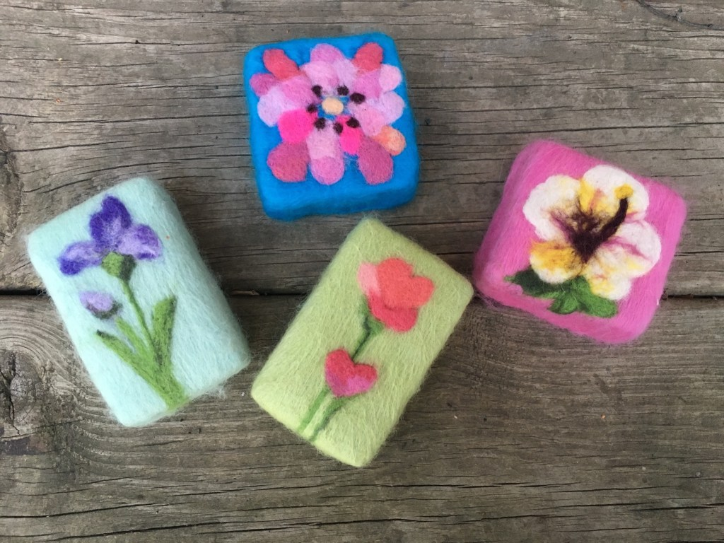 Spring Has Sprung at Heart Felt Soaps