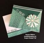 Stampin Up Daisy Delight Birthday Card Idea - Rosanne Mulhern