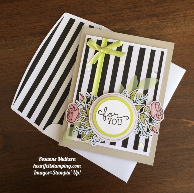 Stampin Up Lots of Happy Card Kit Birthday Cards - Rosanne Mulhern