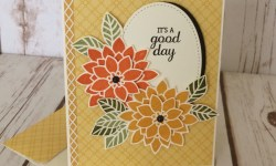 Stampin Up Flourishing Phrases Birthday Card Ideas - Rosanne Mulhern Heartfelt Stamping