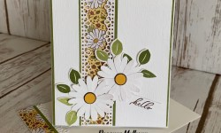 Stampin Up Ornate Garden Thinking of You Card Idea - Rosanne Mulhern stampinup