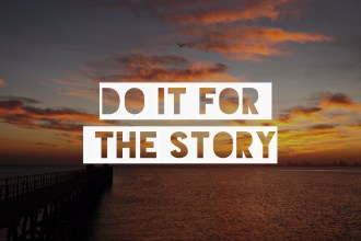 Do It For the Story - Heart Hackers Club -  - Stock photography