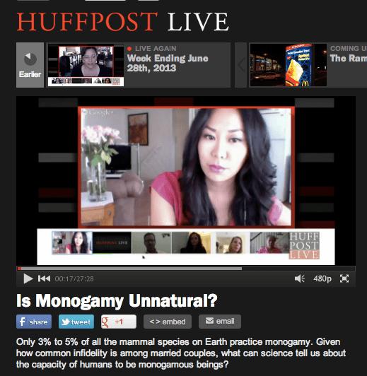 Huffington Post Live - Heart Hackers Club -  - Burning man fashion