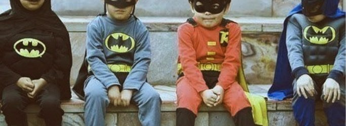 How to Develop Social Mastery - Heart Hackers Club - Social mastery - Batman