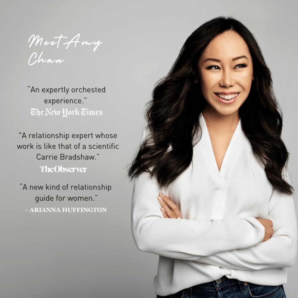 Meet Amy Chan - Heart Hackers Club - Amy Chan - Amy Chan