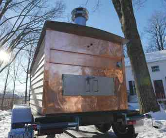Bakewell Mobile Oven