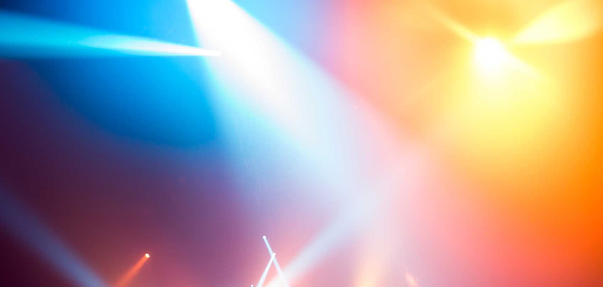 stage lights for beginners