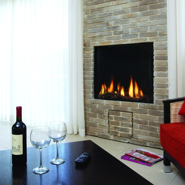 75 x 65 Ortal gas fireplace Hearth Manor Fireplaces