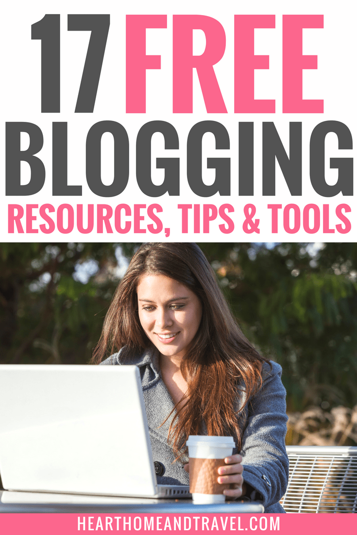 Free blogging resources tips and tools
