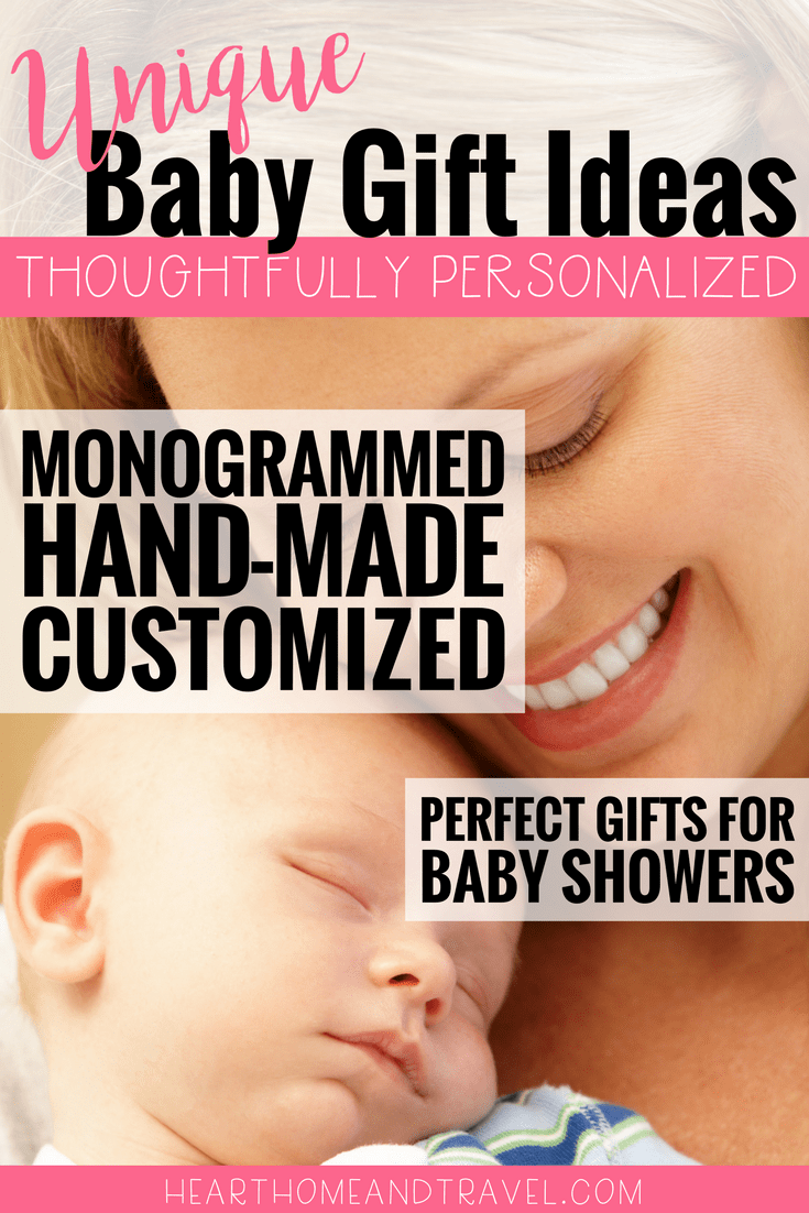 Unique & Thoughtful Baby Gift Ideas