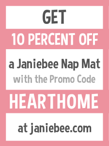 Best Personalized Nap Mat for Preschool | Heart, Home & Travel
