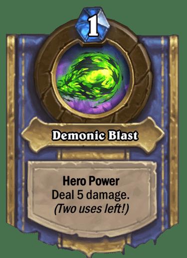Demonic Blast HQ
