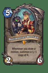 Dollmaster Dorian