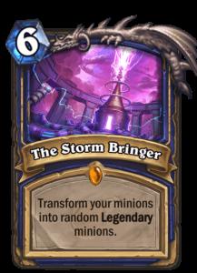 The Storm Bringer
