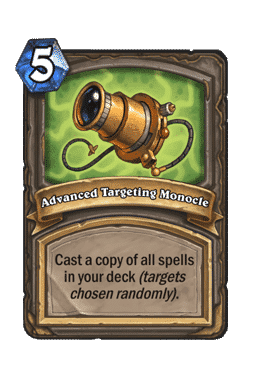 Advanced Targeting Monocle