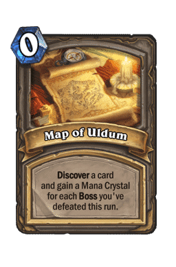 Map of Uldum