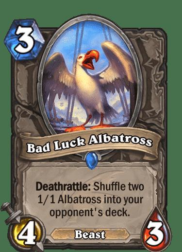 HQ Bad Luck Albatross