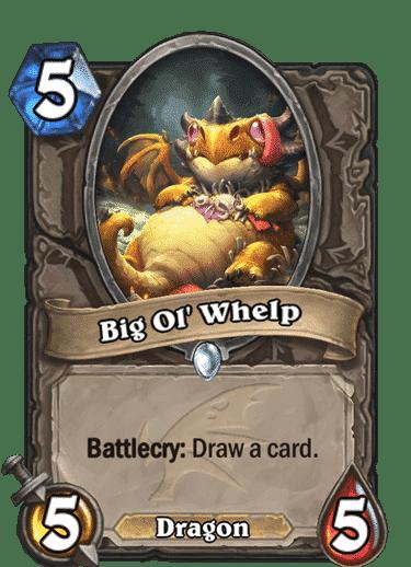 HQ Big Ol' Whelp