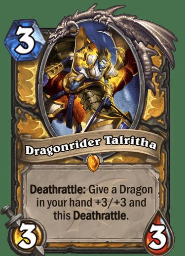 HQ Dragonrider Talritha