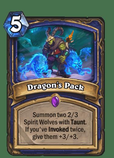 HQ Dragon's Pack