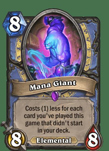 HQ Mana Giant